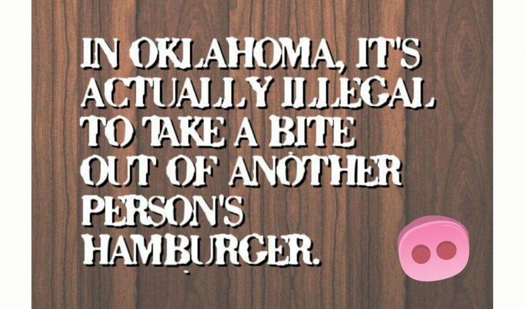 Copy of 3er post Hamburger quote Oklahoma