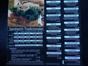 It Sándwich Bar Isidora Goyenecha 365 Sánguchez
