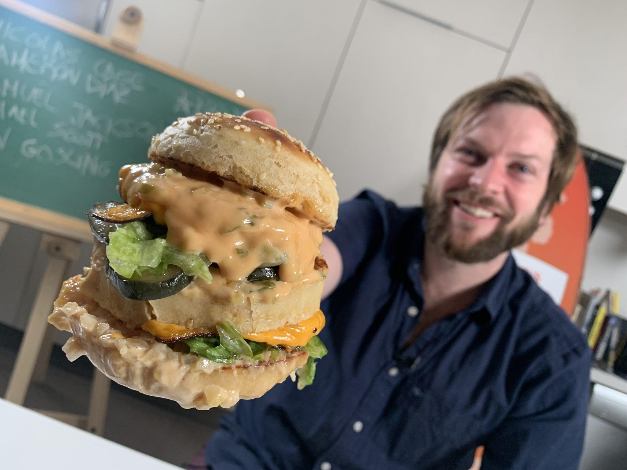 Cómo hacer tu pan de Big Mac (y montar tu burger)